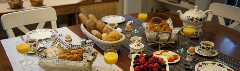 Ontbijt Frühstück Breakfast